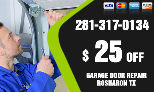 Garage Door Repair Rosharon TX Coupon