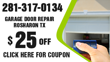 Garage Door Repair Rosharon TX Offer